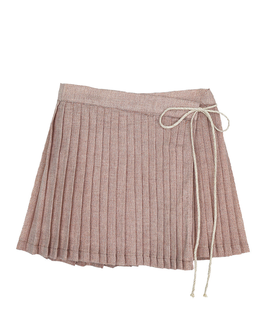 Rose Gold Bert Skirt by Cosmosophie