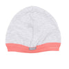 Soft Coral Cotton Cap by Coccoli - Flying Colors Baby