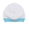 Milky Blue Cotton Cap by Coccoli - Flying Colors Baby