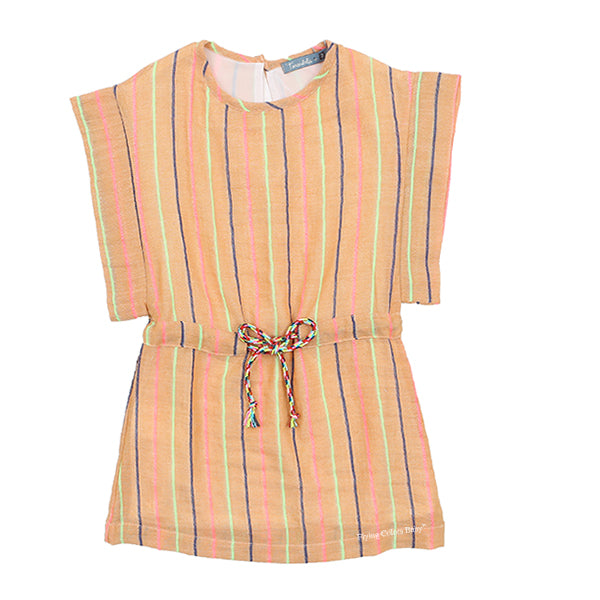 Colorful Stripe Dress by Tarantela