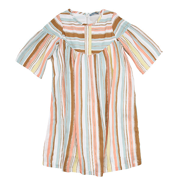 Pastel Stripes Dress by Tarantela