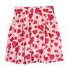 Pink Heart Skirt by Paisley