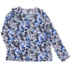 Girls Floral Print Blouse by IKKS