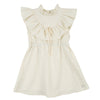 Ivory Arce Dress By Nueces