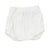 Off White Pointelle Bloomer by Tocoto Vintage