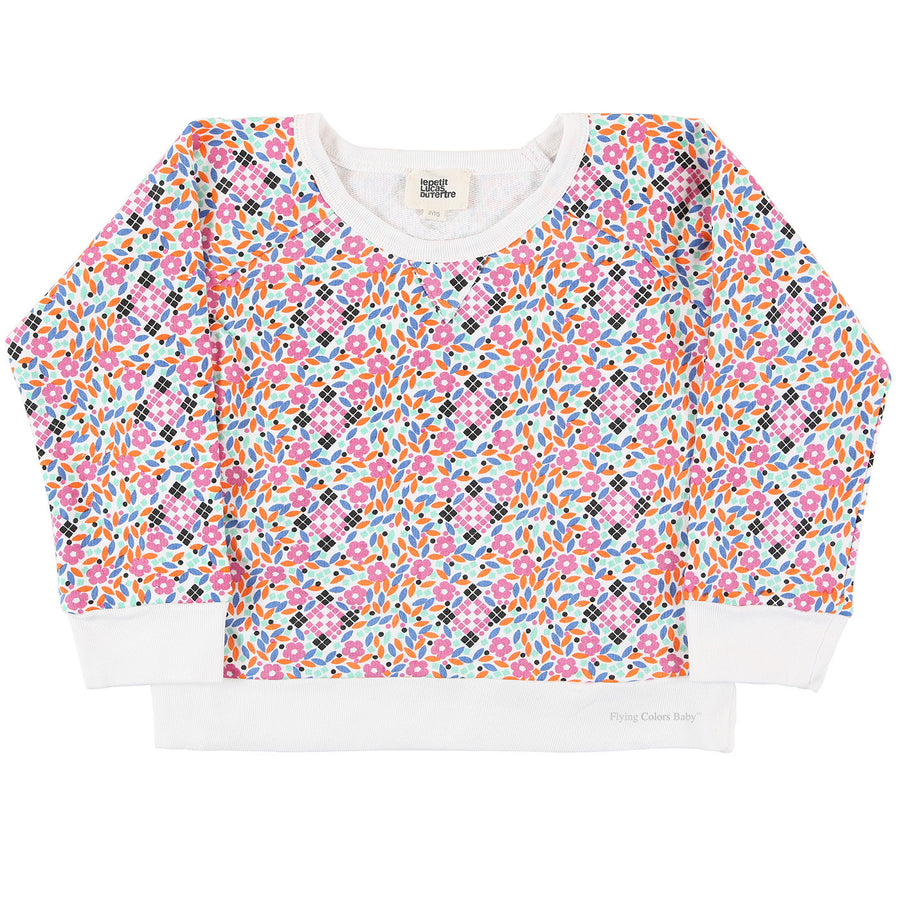 Edgar Sweat Shirt by Le Petit Lucas