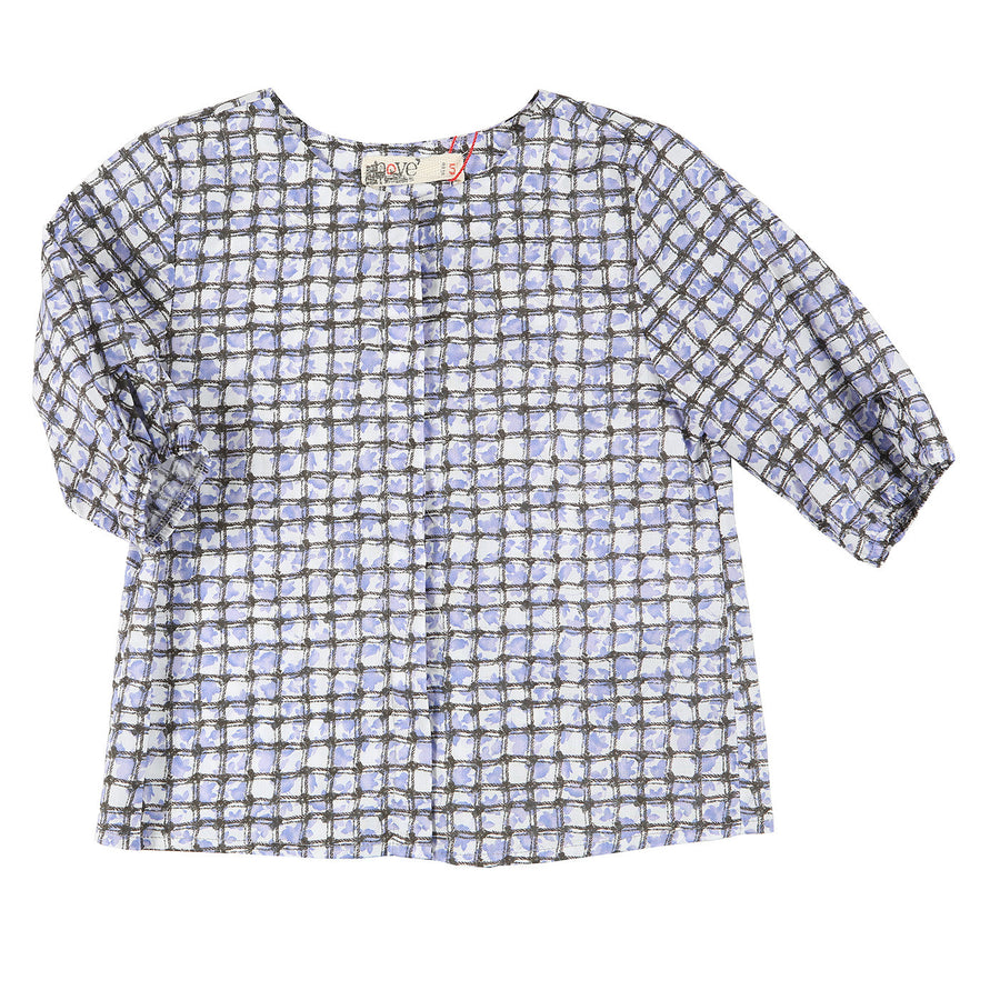 Girl's Rope Shirt by Nove' - Flying Colors Baby