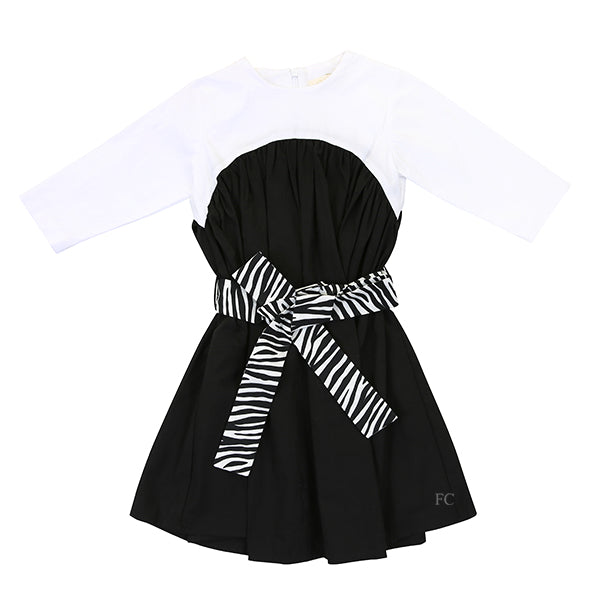 Black and White Dress by Alitsa