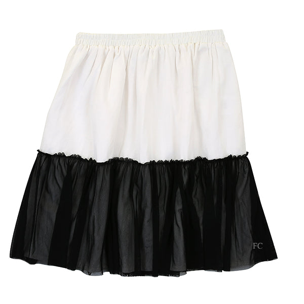 Off White Ryan Skirt by Miss L Ray