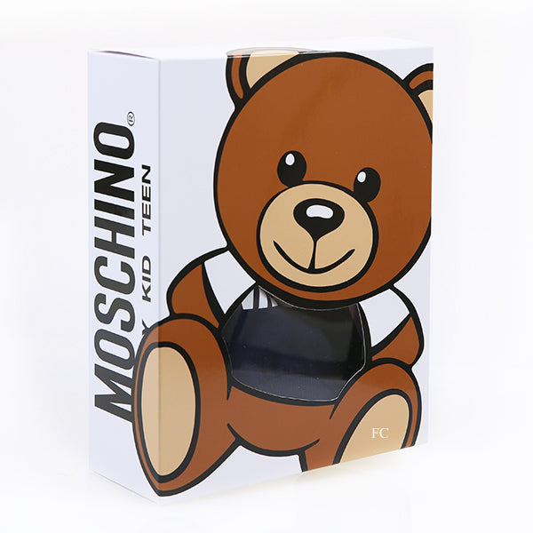 Moschino Navy Romper with Gift Box
