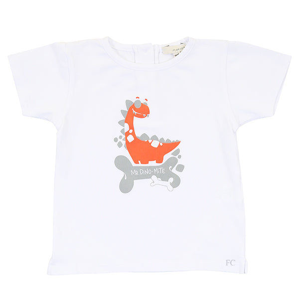 Mr. Dino-Mite Tee by Mapero