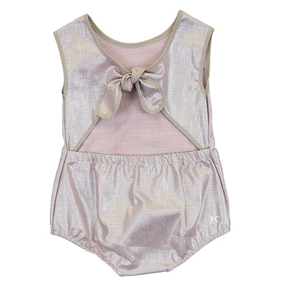 Shirley Bow Romper by Minimu