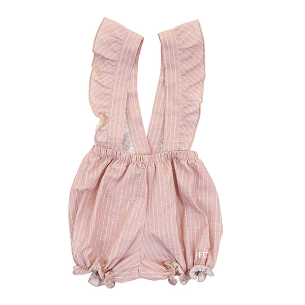 Bambi Striped Suspender Bloomers by Latte