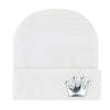 Newborn Hospital Hats - Whites by Elys & Co
