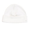 Solid Ivory Hat by Coton PomPom