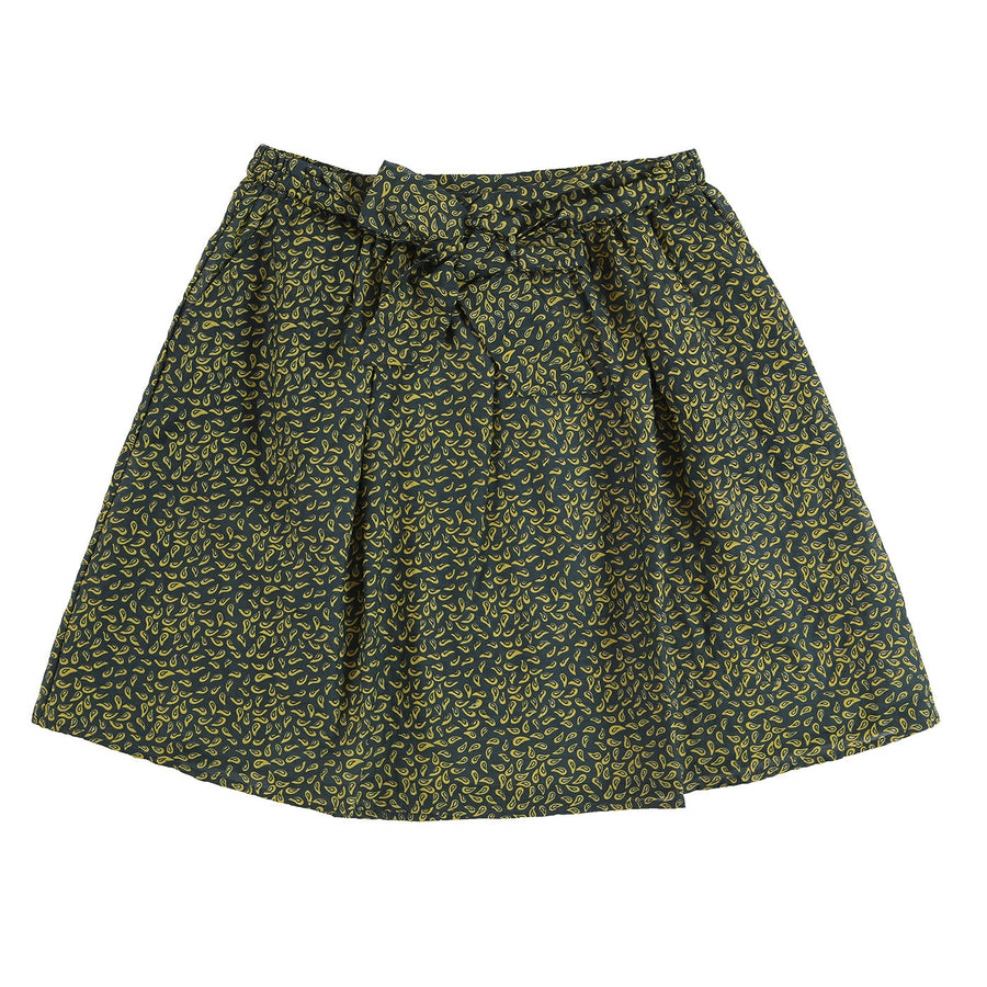 Renda Foam Skirt by Gold