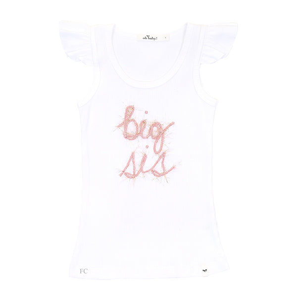 Big Sis Tank by Oh Baby!