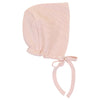 Antique Pink Bonnet by Mio Cotton