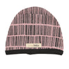 Mauve  Barcode Cute Cap by L'ovedbaby - Flying Colors Baby