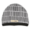 Light Gray Barcode Cute Cap by L'ovedbaby - Flying Colors Baby