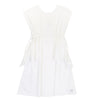 White Cancro Dress by Orimusi