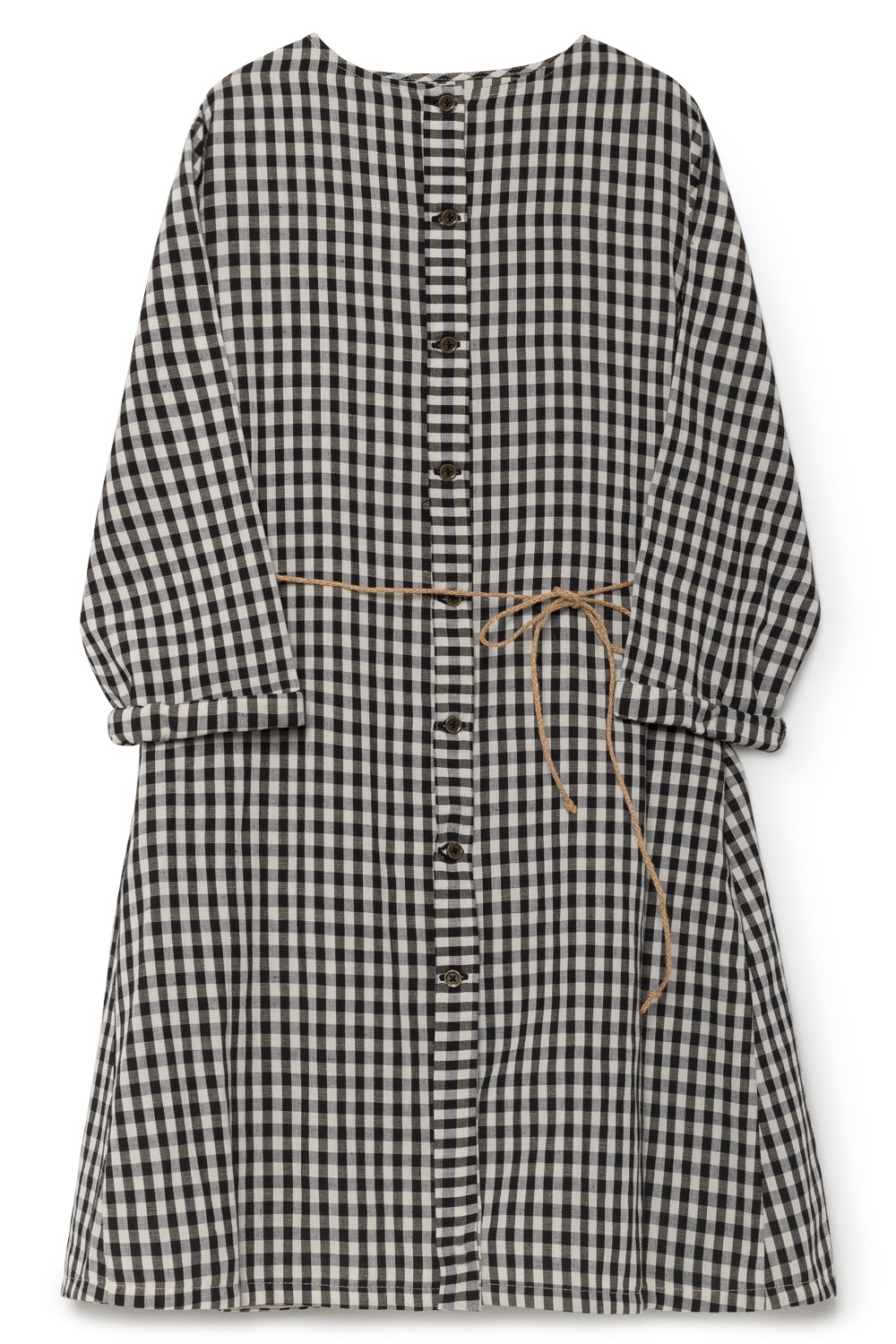 Checked Sack Dress By Little Creative Factory Flying Colors Baby