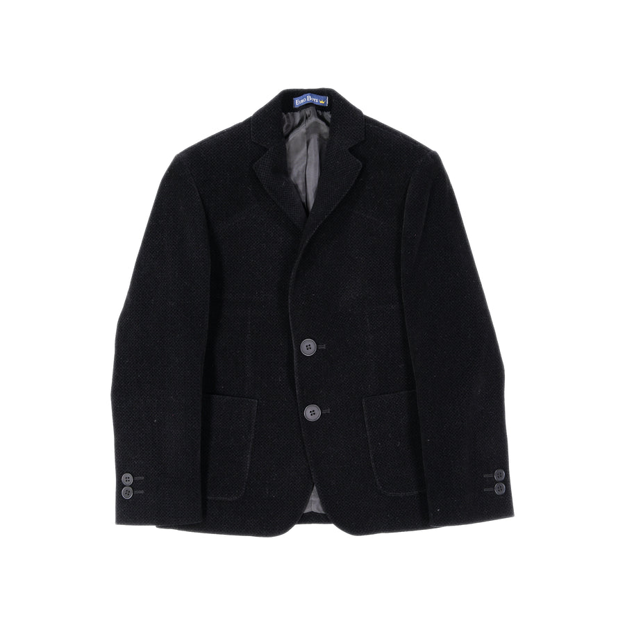 Speckle Velvet Jacket by Euro Boys