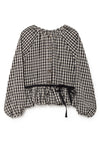 Checked Blouse by Little Creative Factory