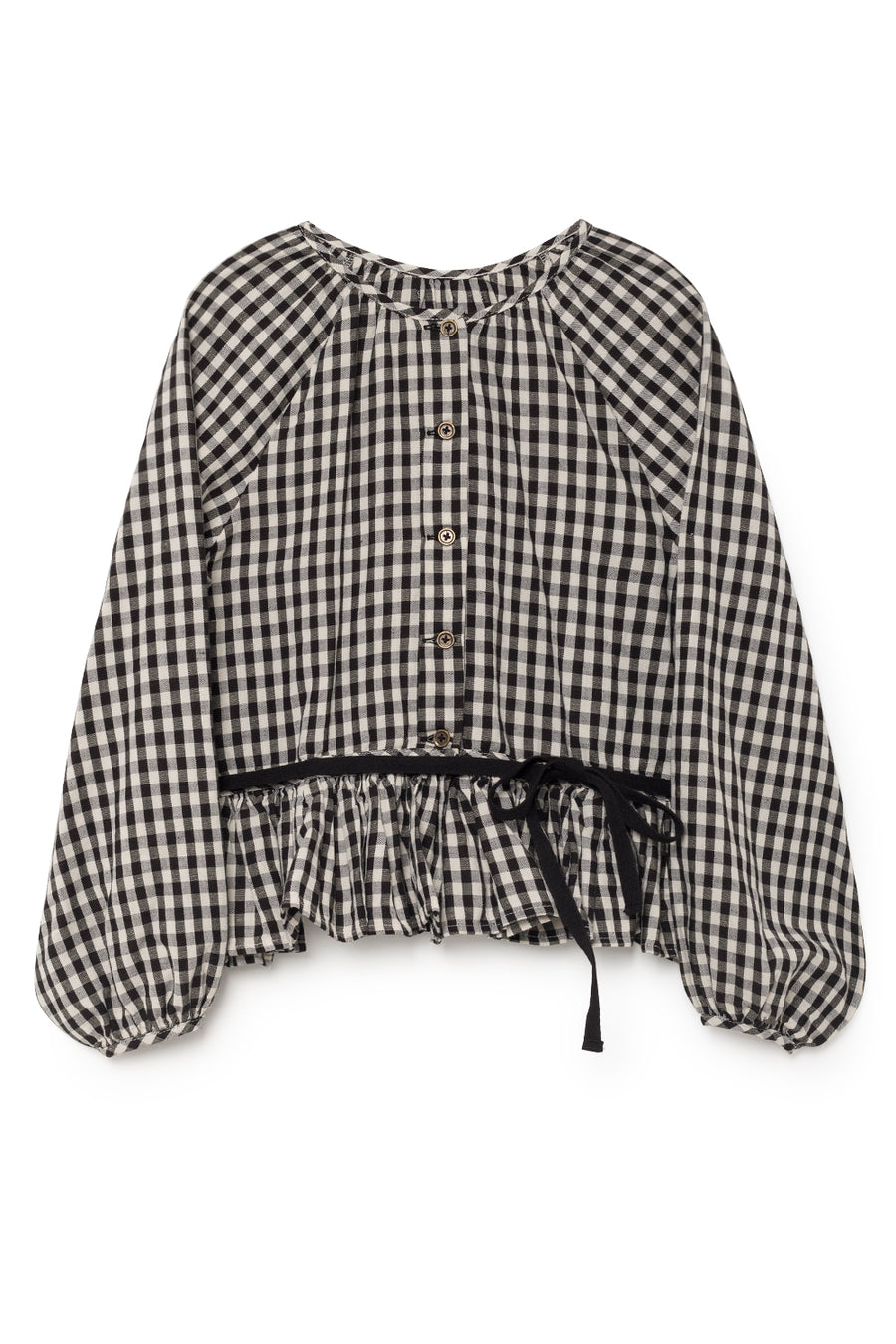 Checked Blouse by Little Creative Factory - Flying Colors Baby
