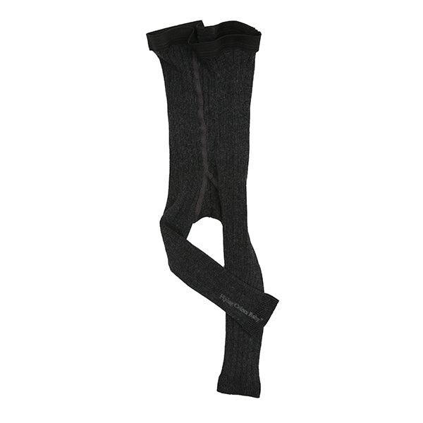 Goa Charcoal Ribbed Legging by Amelia - Flying Colors Baby