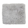 Pelosa Grey Fur Blanket by Latte