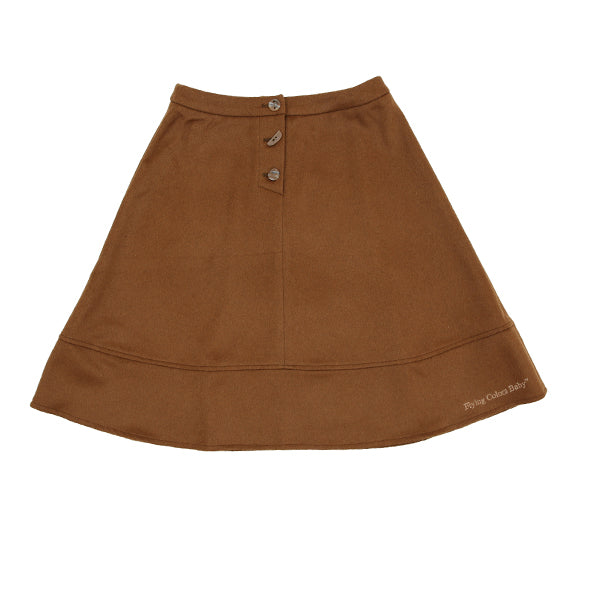 Tessa Camel Skirt by Miss L Ray