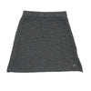 Knit Grey Skirt by Paisley