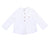 White Linen Shirt by Fina Ejerque
