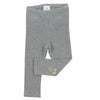 Grey Gillo Leggings by Lally Mally