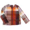 Crystal Spirit Tartan Shirt by Rita co Rita