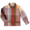 Clint Spirit Tartan Shirt by Rita co Rita - Flying Colors Baby