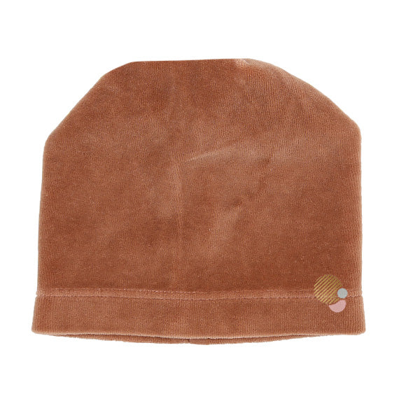 Mauve Velour Hat by Olive