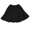 Wooly Black Skirt by Christina Rohde