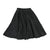 Wooly Charcoal Skirt by Christina Rohde