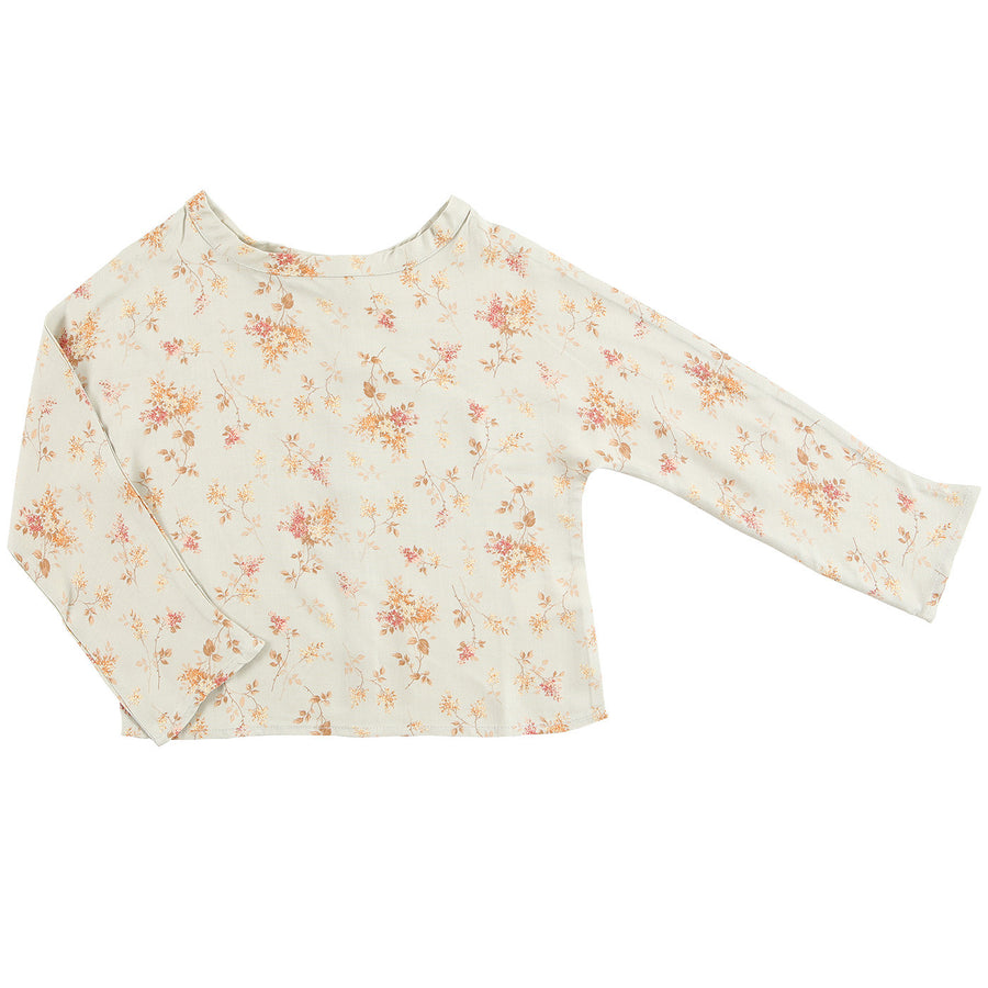 Laia Green Blouse by Violeta & Federico - Flying Colors Baby