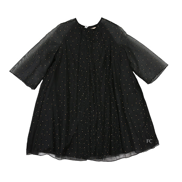 Overlay Sparkle Gem Dress by Pamilla