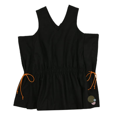 Buttoned Back Dress by Kipp