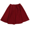 Martha Wine Skirt by Carousel & Bazaar - Flying Colors Baby