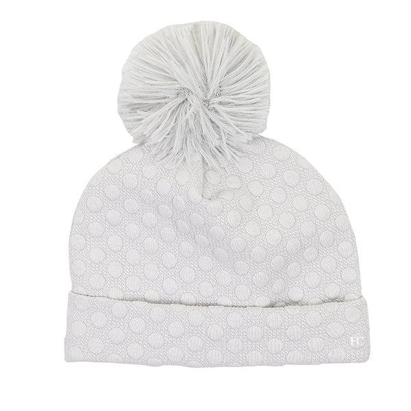 Pom Grey Hat by Latte