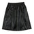 Vinyl Black Skirt by Exhibit Black Soho