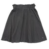 Grey Waist Band Skirt by Pure