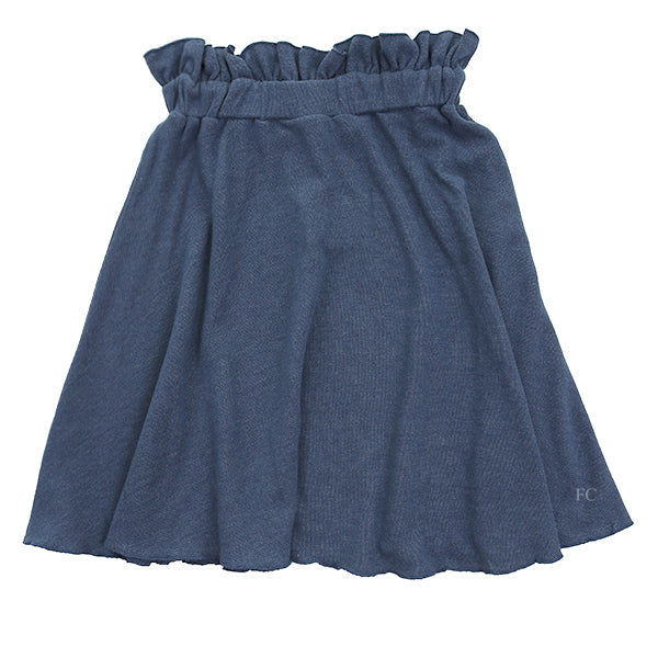 Blu Waist Band Skirt by Pure