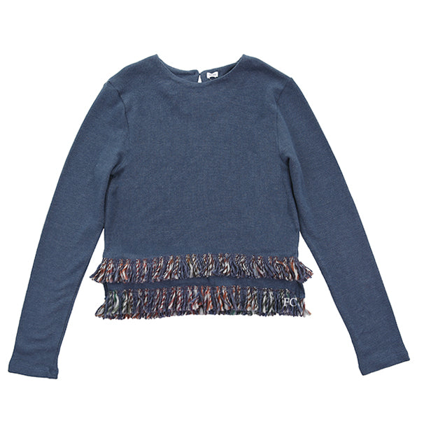 Fringe Sweater by Pure