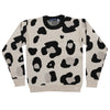 Leopard Print Sweater by Euro